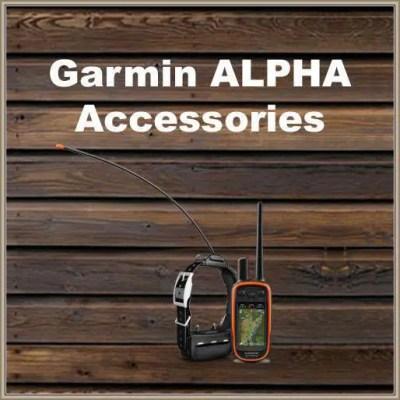 Garmin ALPHA Accessories