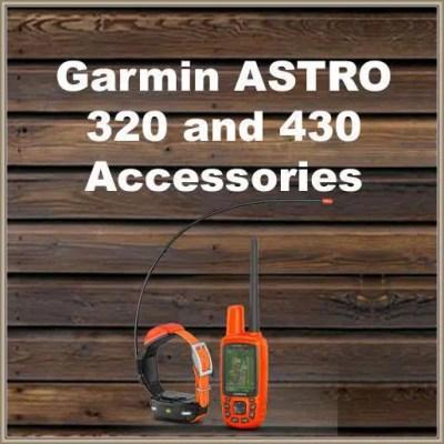 Garmin ASTRO 320-430 Accessories