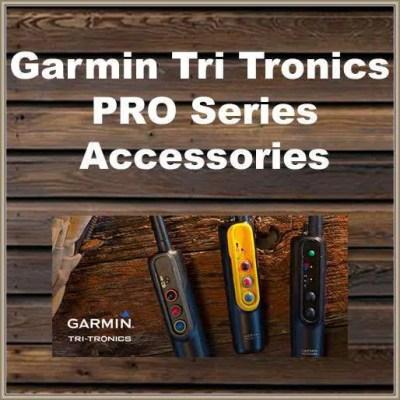 Garmin Tri Tronics PRO Series Accessories