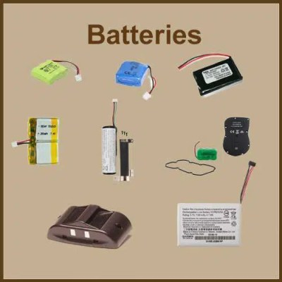Batteries - e-Collars / Accessories