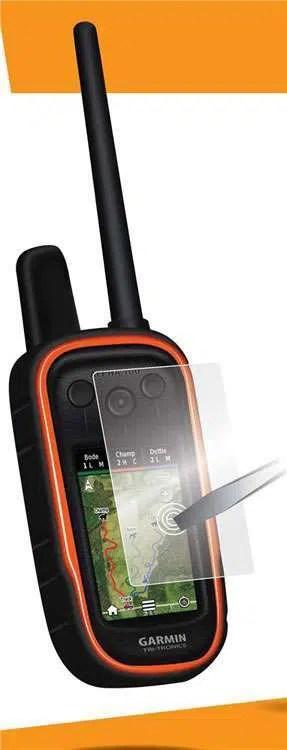 Garmin Alpha Handheld Flexible Iron Screen | gun dog outfitter | gundogoutfitter.com