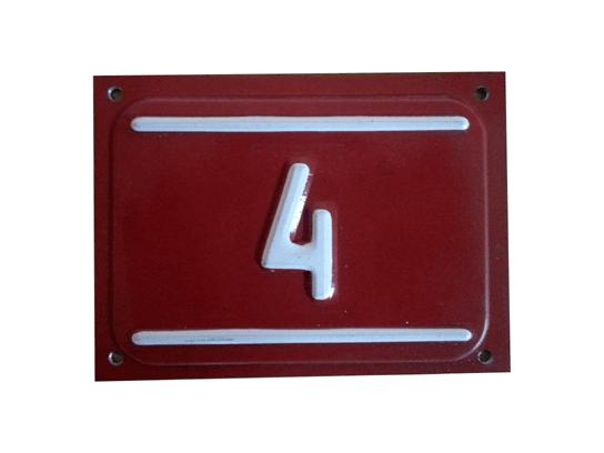 10x13 kapı numarası