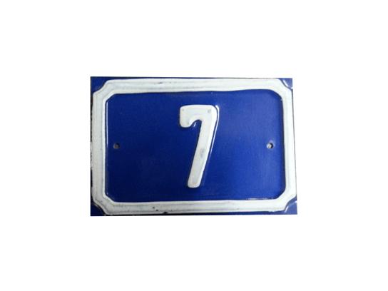 4.5x8.5 Kapı Numarası