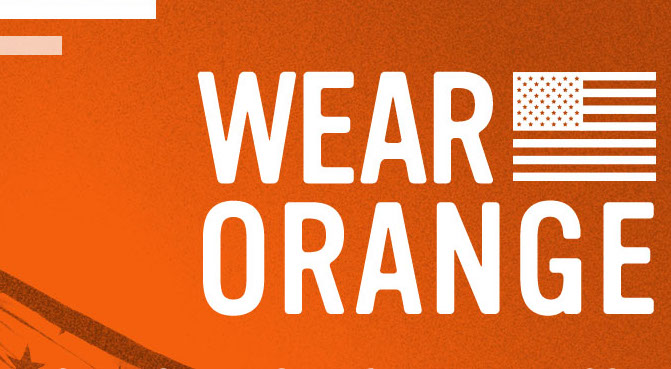 Dec. 13 — Austin Wear Orange Walk – Newtown Remembrance