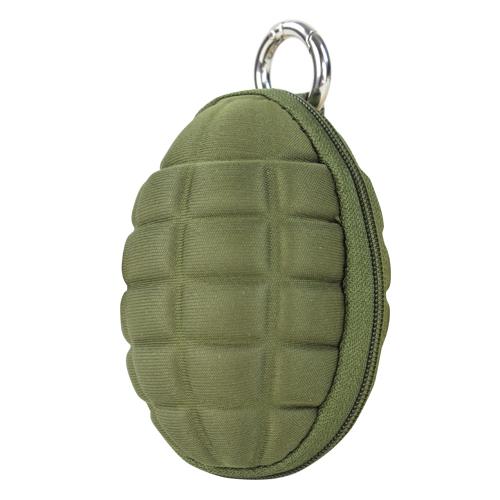 Invader Gear Grenade Pouch Sac /à grenade Noir