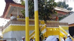 menara tempat menyimpan simbolis roh