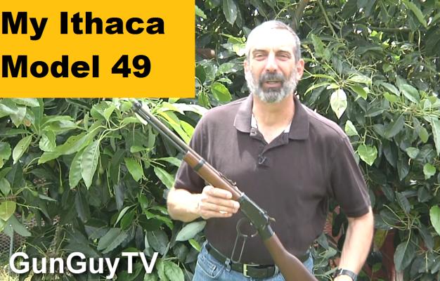 My Ithaca Model 49