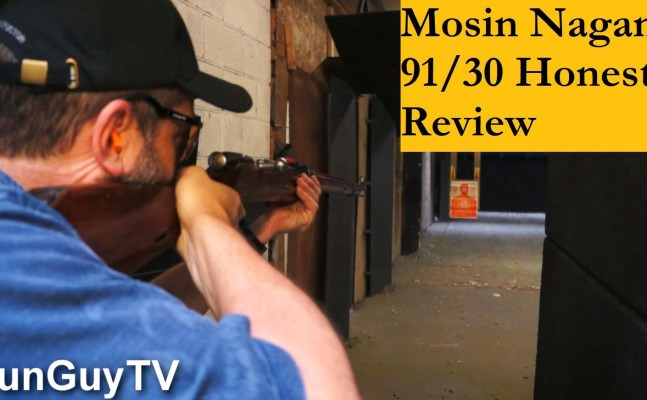 Mosin Nagant 91-30 Review