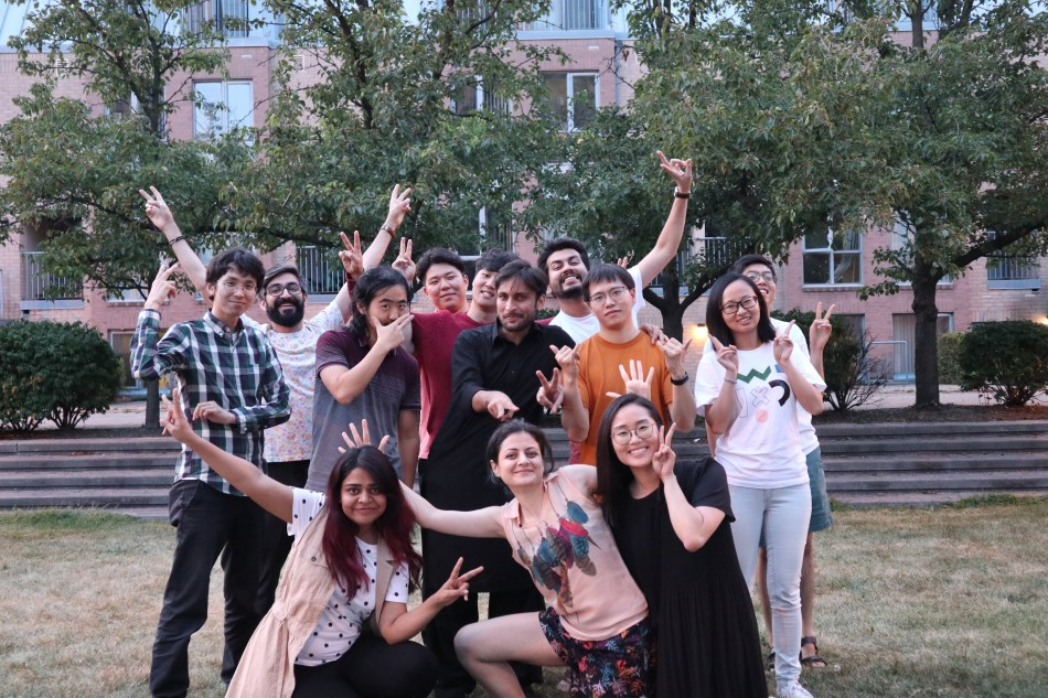 LAB BBQ Party 1
