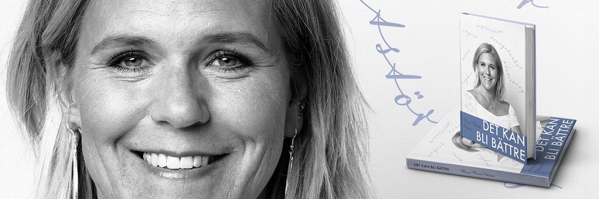 Planering och boksläpp med Maria Morris Nilsson