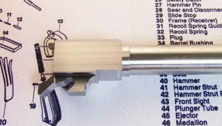 CZ 97 Barrel