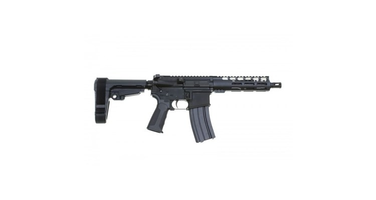 "AR-15 300 BLACKOUT 7.5"" Pistol"