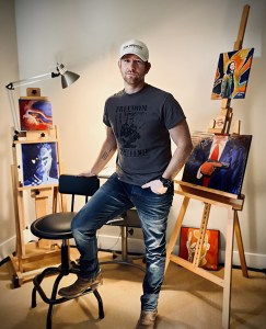 Owen York, Artist & Founder of the Gun Industry Marketplace