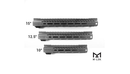 Smith & Wesson M&P 15-22 Hand Guards