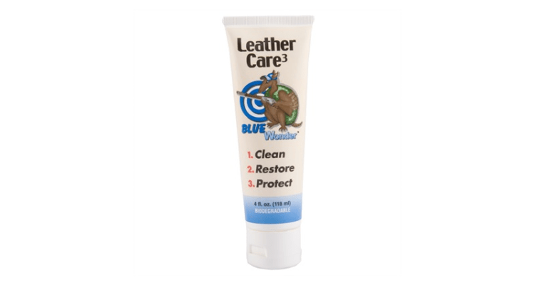 Blue Wonder Leather Care