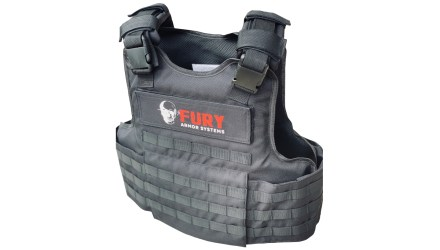 F.A.S Tactical Vest Level IIIA