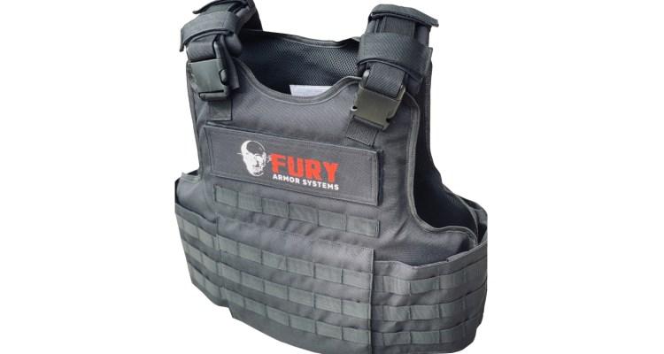F.A.S Tactical Vest Level IIIA