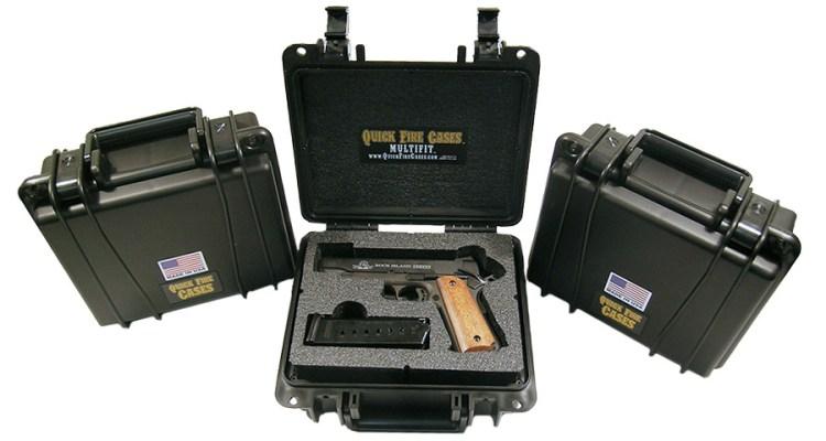 QF340 Quick Fire MultiFit® 2 Pistol Case