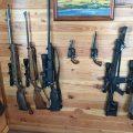 Vertical Gun Racks