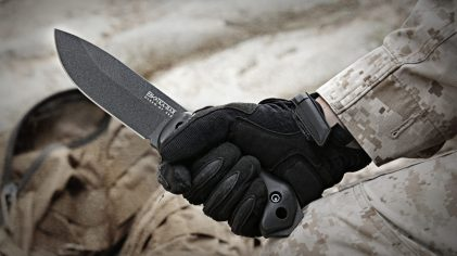 Becker Campanion knife