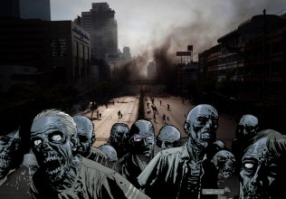 Will you be ready when the zombie apocalypse comes?