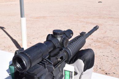 The New Vudu Precision Rifle Scope