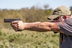glock 19 firing