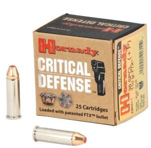 Hornady .38 special