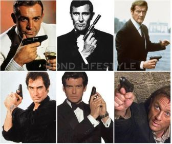 bond guns