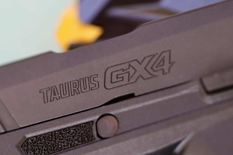 The New GX4 from Taurus.