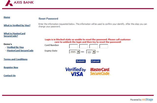 Forex bank verified by visa