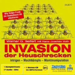 Schröder und die Invasion der Heuschrecken