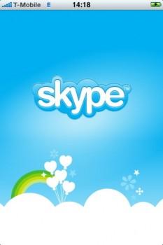 Skype-Apps fürs iPhone