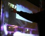Dale Herigstad präsentiert in Halle seine futuristischen Computer-Steuerungskonzepte
