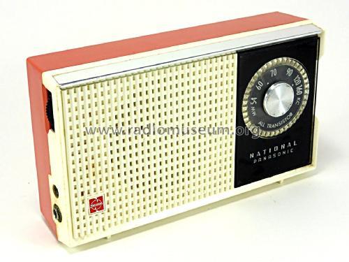 National Panasonic AM Radio
