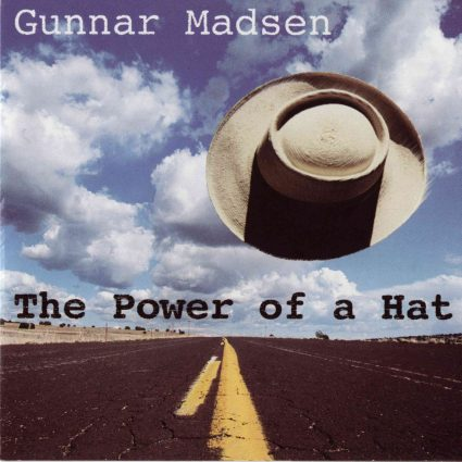 The Power of a Hat by Gunnar Madsen album cover