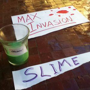 Max Invasion CD cover