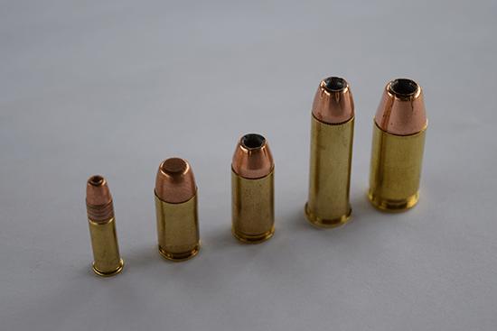Handgun Ballistics Chart - Gunners Den