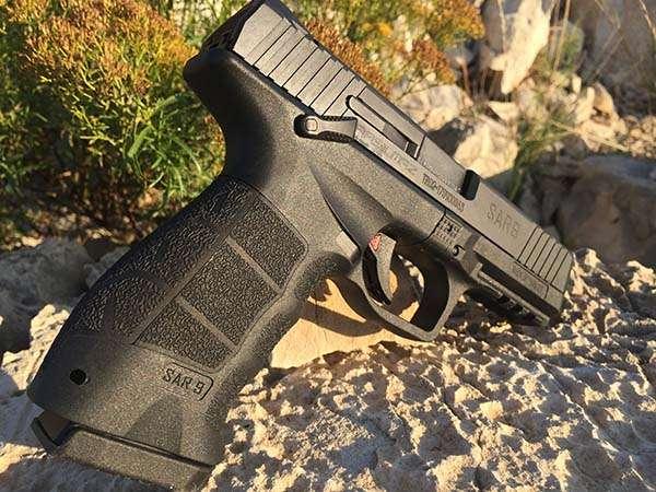 Gun Test: Sarsilmaz SAR 9 Review - Gunners Den