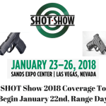 SHOT Show, 2018 Is Upon Us