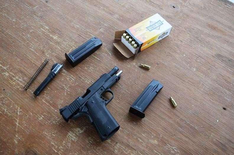 Rock Island 22 TCM Pistol Review (Convertible 9mm 1911) - Gunners Den