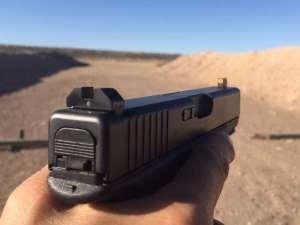 Glock 19 Tritium XS F8 Night Sights Review