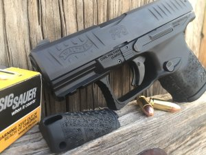Sub Compact Walther PPQ Review