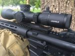 Leupold Mark 5 scope: sweet for the long range
