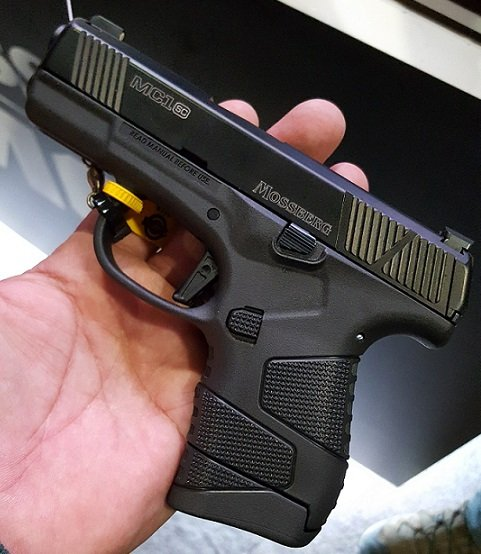 Introducing the Mossberg MC1sc at SHOT Show 2019