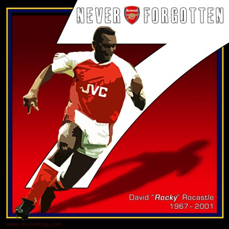 "Rocky Rocastle - ""Remember who you are, and what you represent"""