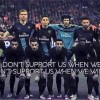 Support your team