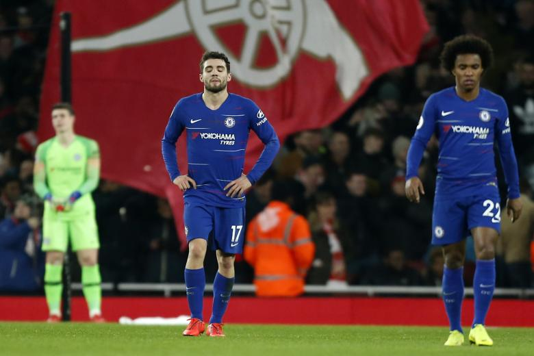 Chelsea's recent loss to Arsenal may well be a defining turning-point in their season.