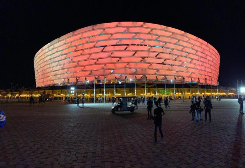 Baku-stadium