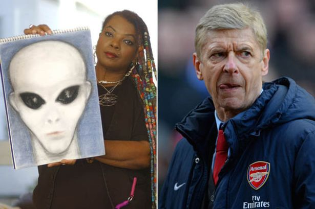 god alien race arsene wenger engaged-371197